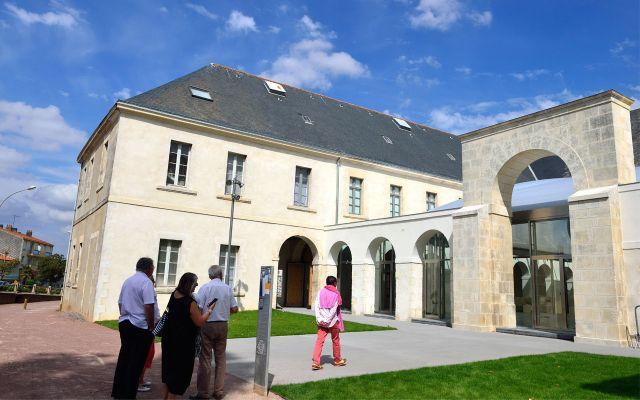 European Heritage Days - Museum Abbaye Sainte-Croix