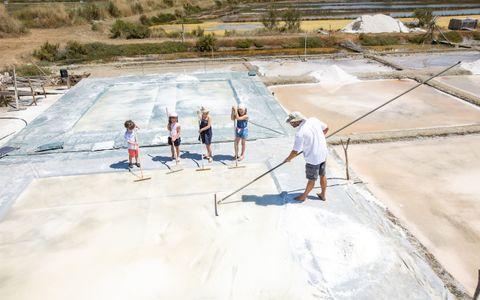 Journées européennes du Patrimoine - Les Salines, parcours d'aventure du sel