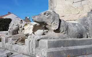 Patrimoine funéraire sablais : le cimetière Arago