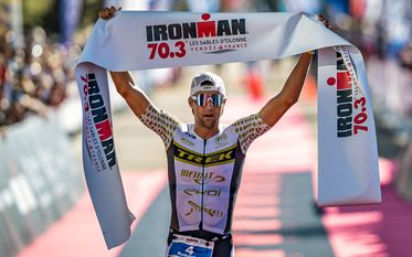 Triathlon IRONMAN 70.3 Les Sables d'Olonne - Vendée