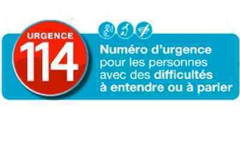 Urgences, sécurité, santé 114