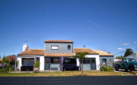 Chambres d'hôtes Cap à l'Ouest 85