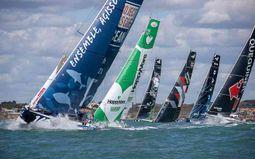 Les Sables - Horta : sailing race