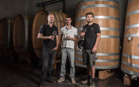 Journée des vignerons au Domaine Saint-Nicolas