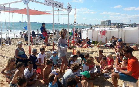 Club de plage de Tanchet