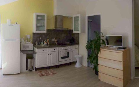 Appartement Mme Molenat - Studio Jaune