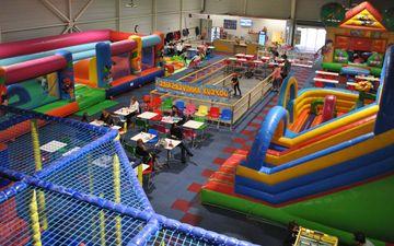 Spielpark - L'Ile aux Jeux