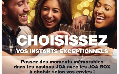 JOABOX  Burger - Casino Joa des Pins