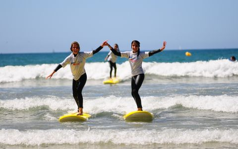 Surf school - Surfzone