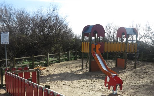 Playground - Le Jardin Dombret