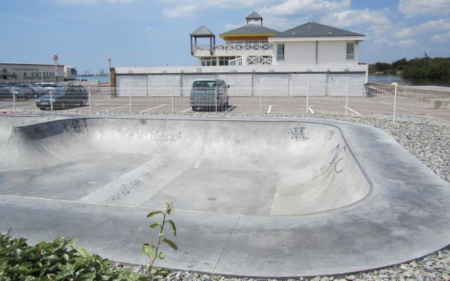 Les Sables d'Olonne Skate Parc