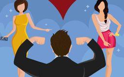 Théâtre « Pourquoi les femmes aiment les connards »
