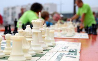 Initiation aux échecs