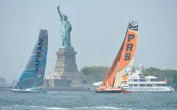 New-York Vendée - Les Sables : Bootsrennen