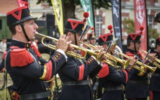 Parade militaire Show Parade MBO