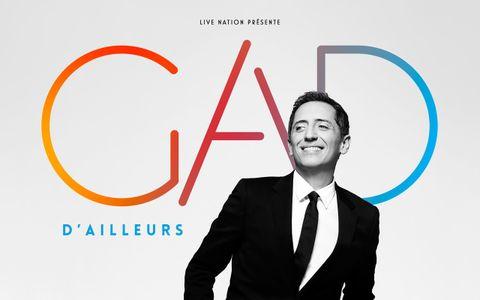 Gad Elmaleh « D'Ailleurs » - COMPLET