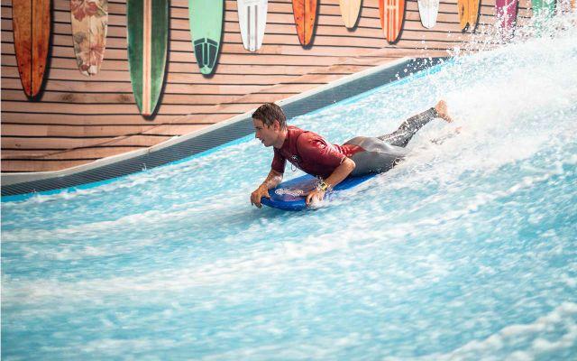 Vague de Surf - UP2PLAY