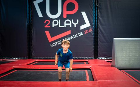 Trampoline parc - UP2PLAY