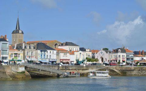 Au détour d'un quartier : Le bourg de la Chaume - Visite Groupe