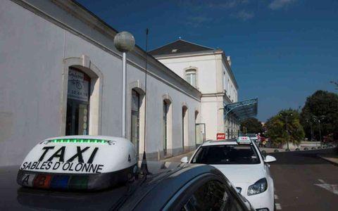 Taxi Alexandre David