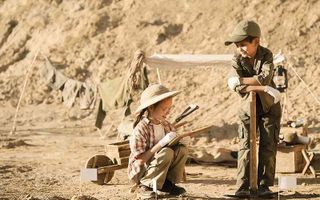 Journée de l'archéologie > Préhisto'site du CAIRN