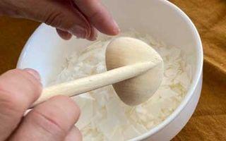 Atelier DIY - Bougies fleuries