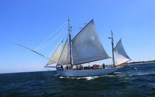 Journées européennes du Patrimoine - Arrivée du navire le Mutin