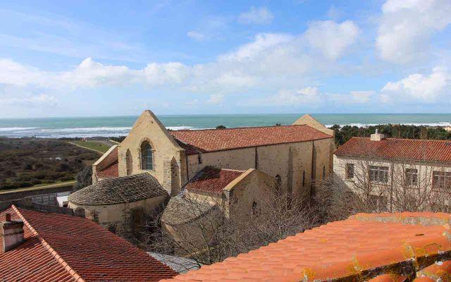 Visite guidée : Abbaye St-Jean d'Orbestier