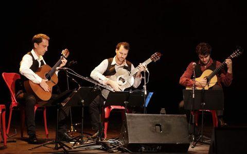 Concert - Quintet tanguédia