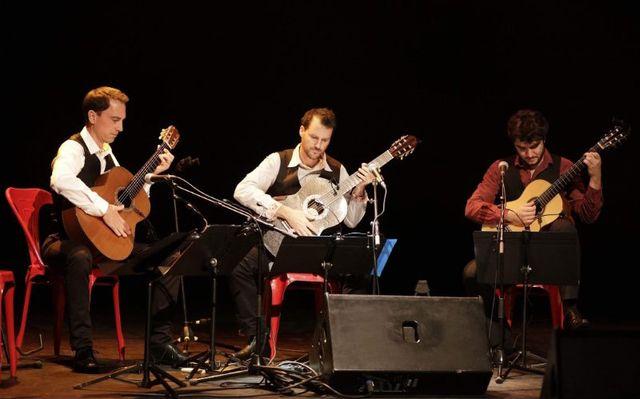 Concert Quintet tanguédia
