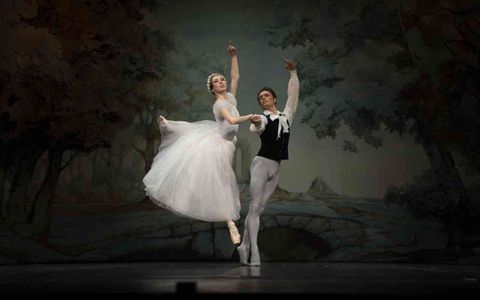 Danse - Yacobson Ballet - COMPLET