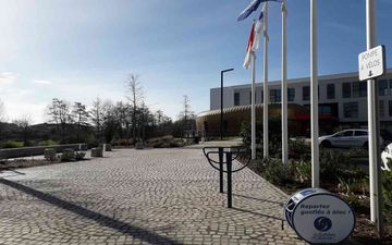 Mairie du Château d'Olonne air pump station