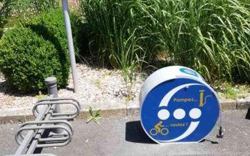 Air pump station - Sainte-Foy
