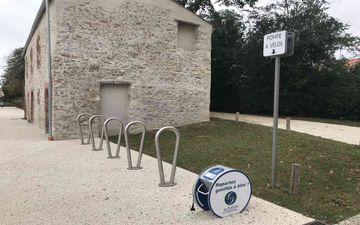 La Jarrie air pump station