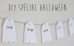Atelier enfant DIY - Atelier argile spécial Halloween
