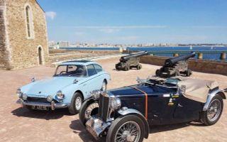 Exposition de véhicules anciens - ANNULÉE