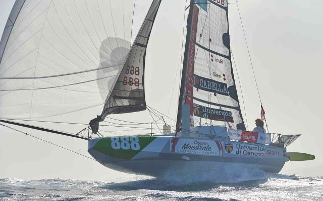Course Mini Transat