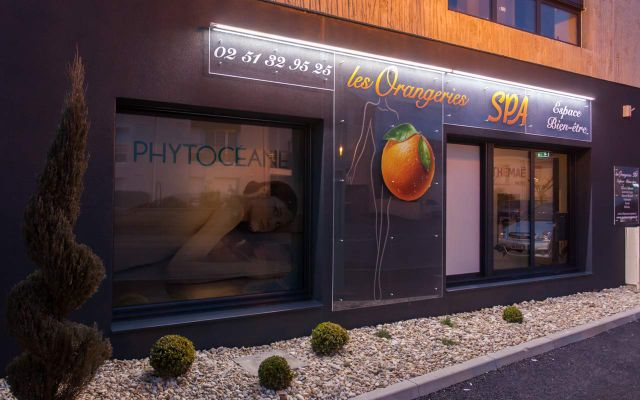 Geschenk Spa Les Orangeries
