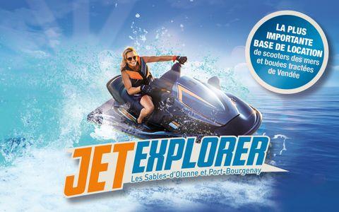 Bon cadeau  Jet Explorer