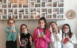 Atelier enfant DIY 100% Girly : Fabrication de mon parfum solide et d'un lait hydratant pour le corps