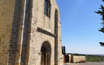 Salle de l' Abbaye Saint-Jean d'Orbestier