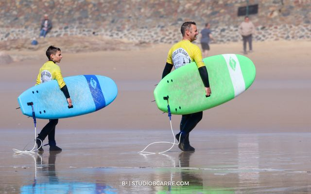 Stage Surf 5 jours ados/adultes - ANNULE