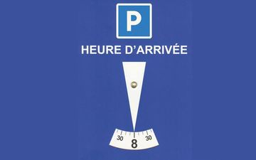 Stationnement Avenue Pompidou