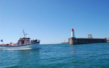 Messaline - Promenade et pêche en mer
