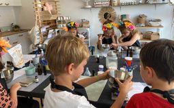 Atelier enfants - Fabrication de mes cosmétiques naturels - Spécial Girly