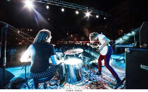 Concert Amélie-Les-Crayons chante avec Les Doigts de L'Homme