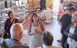 Visite guidée : Le Chocolatier Sablais