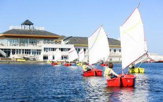 Séjour linguistique : anglais et sports nautiques (Vacances de la Toussaint)