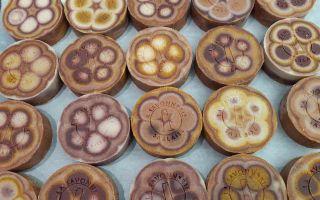 Démonstration de fabrication de savons et cosmétiques naturels