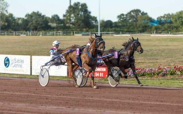 Pferderennendbahn La Malbrande